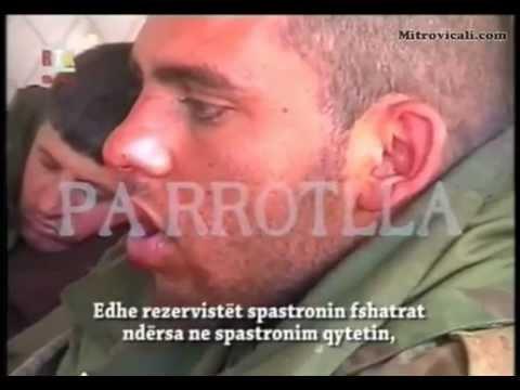 Ushtari Serb i zeen rob nga UCK - ja 1998 - 1999  Serbian soldier caught by KLA 1998 1999