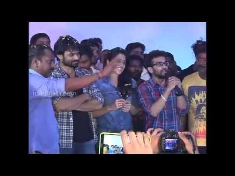 Pilla Nuvvu Leni Jeevitham success tour in Telangana