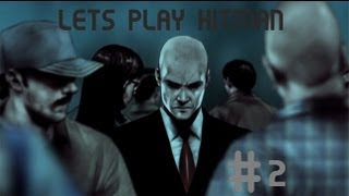 Hitman Absolution Walkthrough (I'M A FRECKING AGENT)  Pt 2 (RsXbox Khaka)