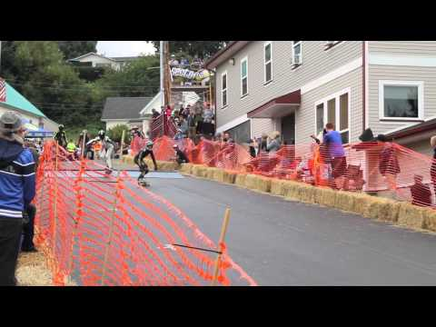 Cathlamet Downhill 2013 - Sector 9: DH Race