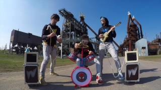 KILLING IN THE NAME (RAGE AGAINST THE MACHINE) // ROCK'N'TOYS SESSIONS (THE WACKIDS)