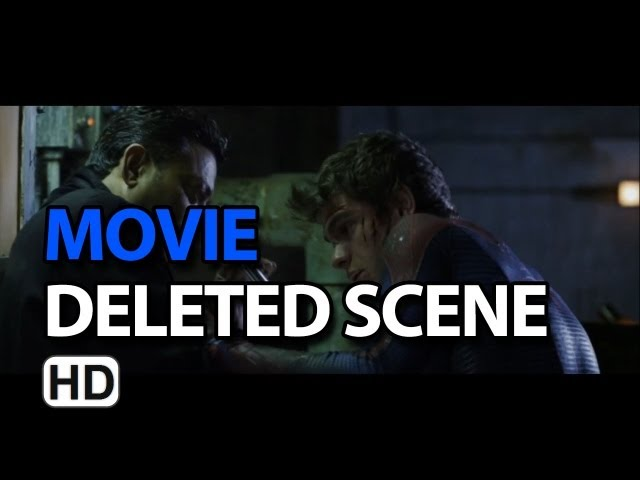 "The Amazing Spider-Man (2012) Deleted Scenes ""All The Power You Feel"""