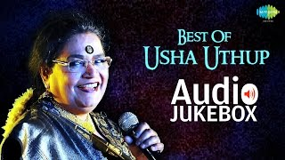 Best Of Usha Uthup - Old Hindi Audio Songs JukeBox