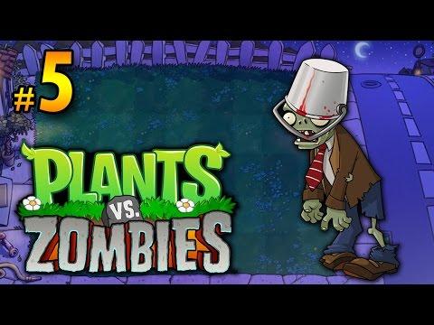 Plantas vs. Zombis│en Español por TulioX│Parte #5