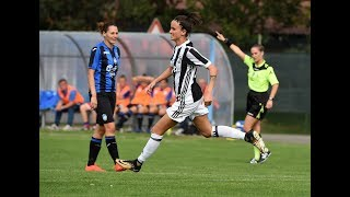 HIGHLIGHTS: Juventus Women vs Atalanta Mozzanica