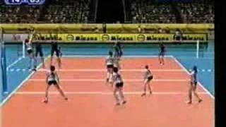FIVB Volleyball World Cup Venus Evolution USA Vs Japan
