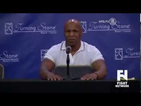 Mike Tyson thú nhận đang chết dần vì rượu và ma túy