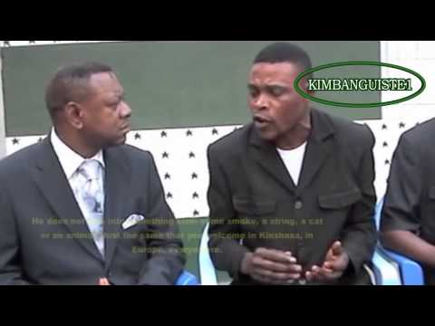 SPIRITUALITE 3 DE PAPA SIMON KIMBANGU DIANGIENDA KIANGANI NOUS KIMBANGUISTE / PAPA MATONDO MANGANI