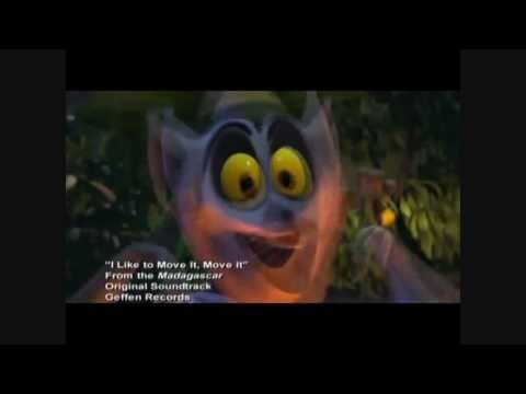 Madagascar 2 - i like to move it