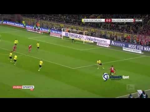 BORUSSIA DORTMUND VS BAYERN MÜNCHEN 0-3 (HD) ALL GOALS & HIGHLIGHTS 23.11.2013