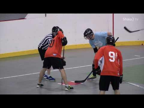 Sask Ball Hockey - Co-ed Division A Final