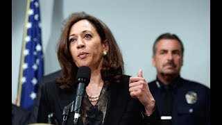 What The Establishment Thinks Of Kamala Harris