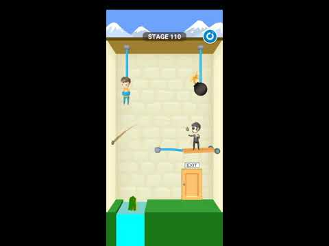 Rescue Cut! 110-120 lvl Walkthrough Android/İOS Game Play