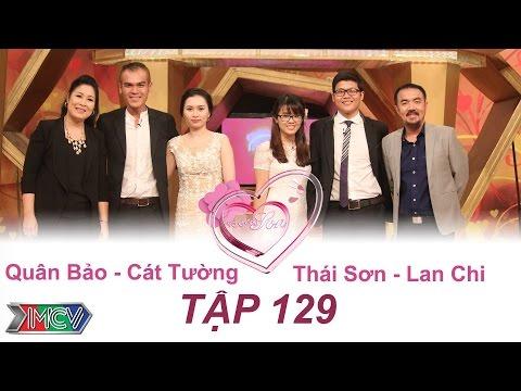 VỢ CHỒNG SON - Tập 129 | Quân Bảo - Cát Tường | Thái Sơn - Lan Chi | 24/01/2016