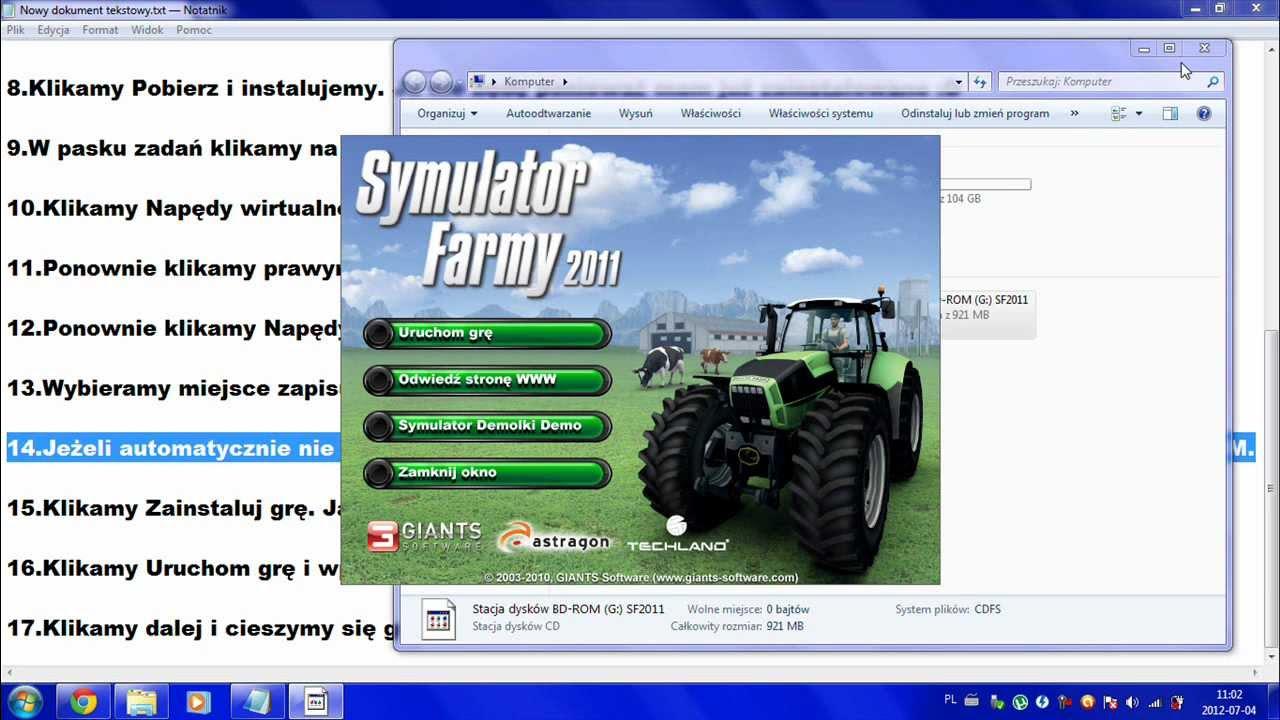 Klucz Do Symulator Farmy 2011 | Noticias de los Mundos