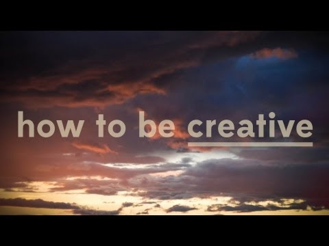 Thumbnail of video How To Be Creative | Off Book | PBS Digital Studios