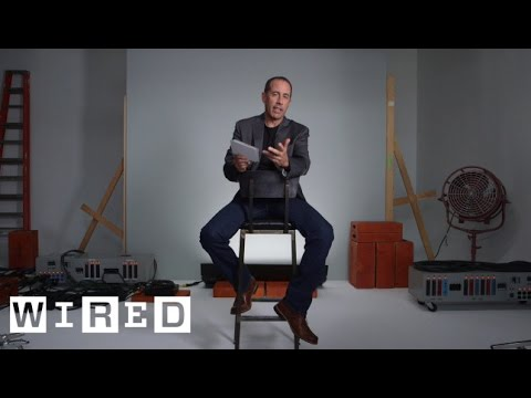 New Rules for Stylish and Proper Behavior with Guest Voice of Reason: Jerry Seinfeld - WIRED