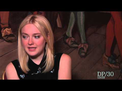 DP/30 @ TIFF '13: Night Moves, actor Dakota Fanning