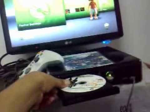 Xbox 360 slim destravado