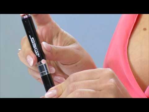 Somikon Videokamera im Kugelschreiber