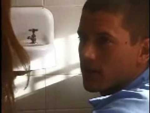 Prison Break ~ On the set: Michael and Sara