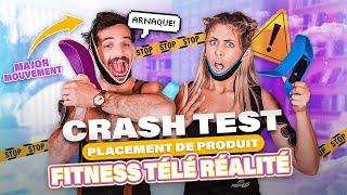 CRASH TEST DE L'EXTRÊME avec Major Mouvement - Spécial télé réalité