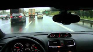Scirocco 1.4TSI Yakıt Tüketimi videosu