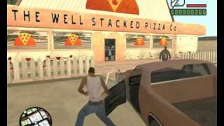 GTA San Andreas (PC) 100% Walkthrough Part 2