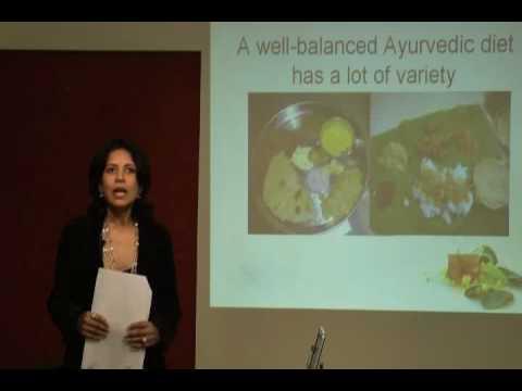 Vegan Ayurvedic Diet Part 1.wmv