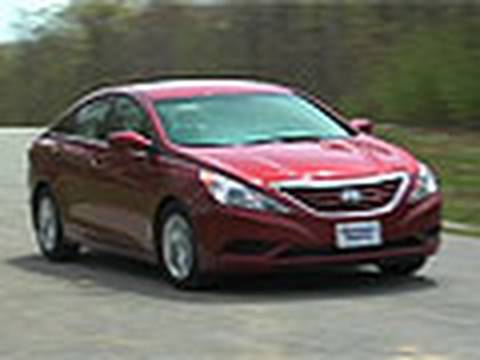 Hyundai Sonata: Consumer Reports 2012 Top Pick Affordable Family Sedan