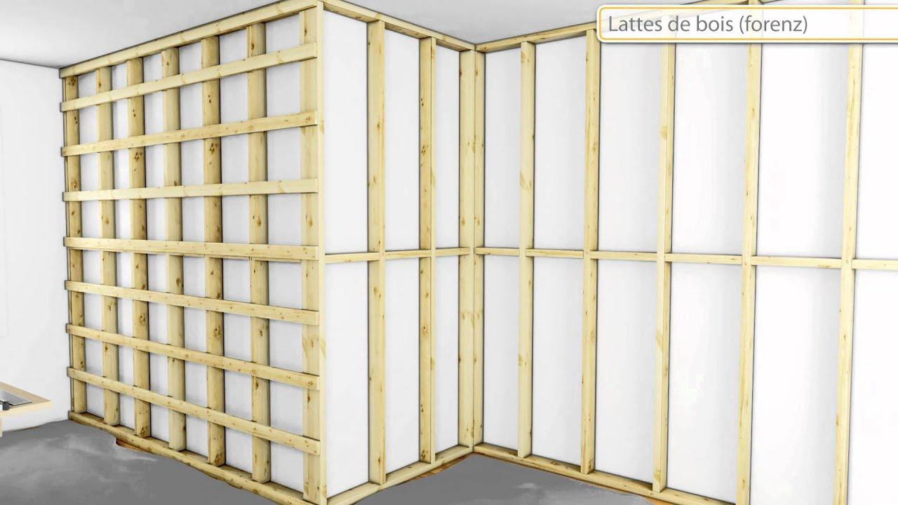 Guide d 39 installation panneaux muraux youtube - Panneaux muraux design ...