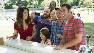 Grown Ups 2- Movie Review