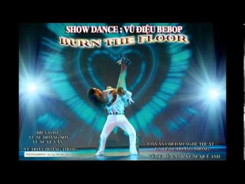VU SU HOANG THONG ,CT SAC MAU DA VU ( BURN THE FLOOR ) PHIM HINH