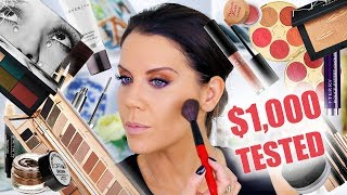 $1,000 of NEW MAKEUP TESTED