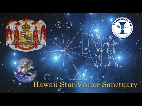 Extraterrestrial Visitor Sanctuary