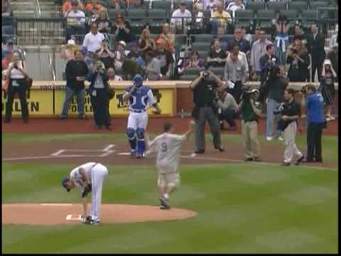 Ceremonial First Pitches