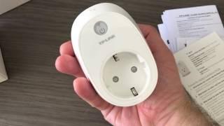 Steckdosen mit Amazon Echo Steuern (TP-Link Smart Plug)