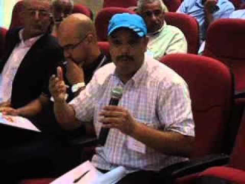 احمد امهلال يضع خارطة طريق لشباب هوارة