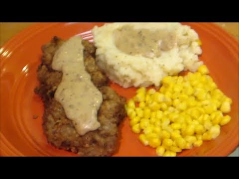 Chicken Fried Steak Recipe - Country Fried Steak