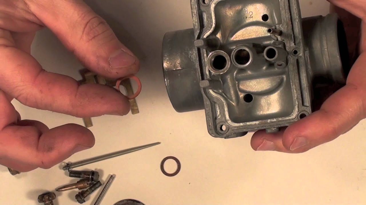 Mikuni Carb Series 3 Assembly Video With Details Youtube
