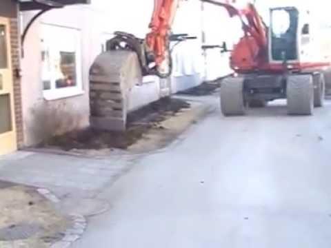 grävskopa engelska