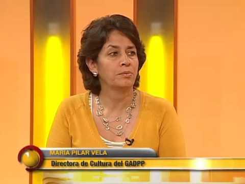 VIVE PICHINCHA II (Entrevista Ma. Pilar Vela - Directora de Cultura GADPP - Programa 13)