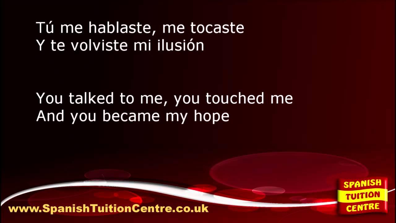 vida e lyrics: