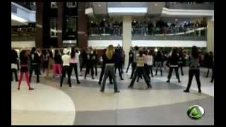 HISTORIC FLASHMOB AT SANDTON CITY (Must Watch!)