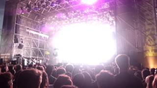 VIDEO: Tame Impala at Primavera Sound