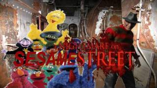 A Nightmare On Sesame Street 2010 (Remake Trailer Spoof