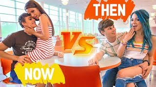 High School Relationships NOW vs THEN!! Back to School 2017!