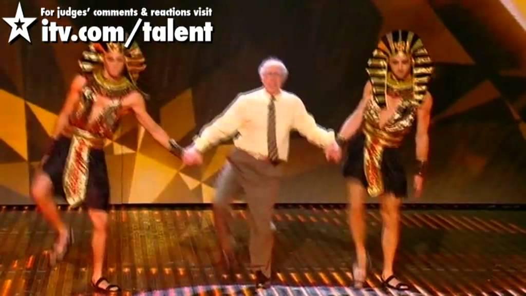 steven hall britains got talent winner