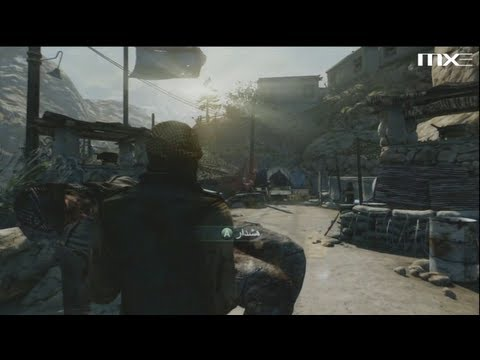 Splinter Cell Blacklist - E3 2012 Single Player Gameplay Demo HD