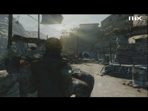 Splinter Cell Blacklist - E3 2012 Single Player Gameplay Demo HD